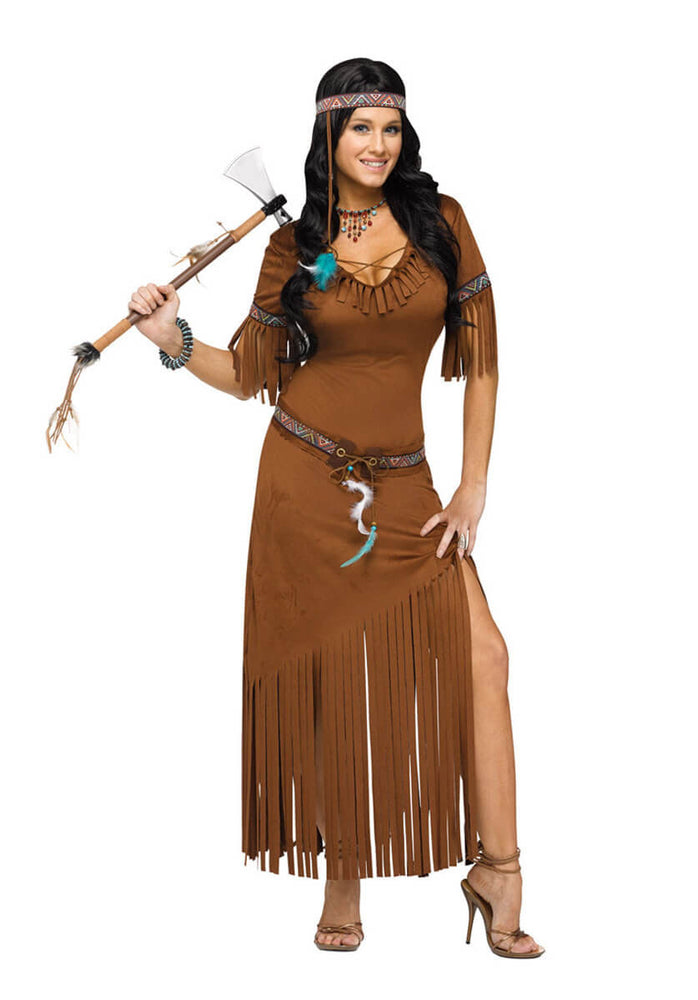 Indian Summer Costume