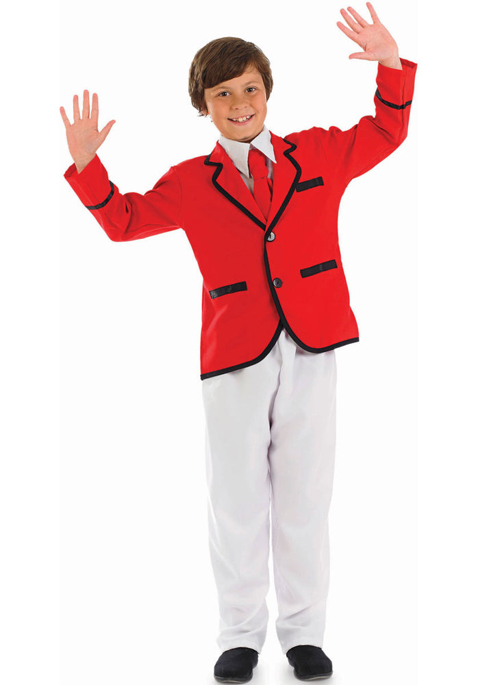 Kids Holiday Camp Boy Costume