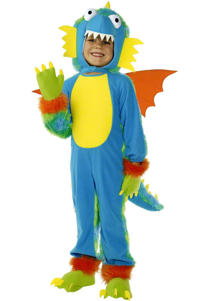 Flying Crump Kids Costume, Monster Costume for Child