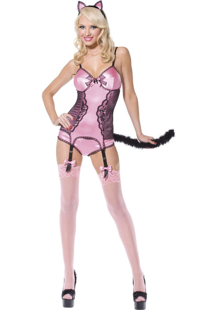 Pampered Sexy Kitty Costume