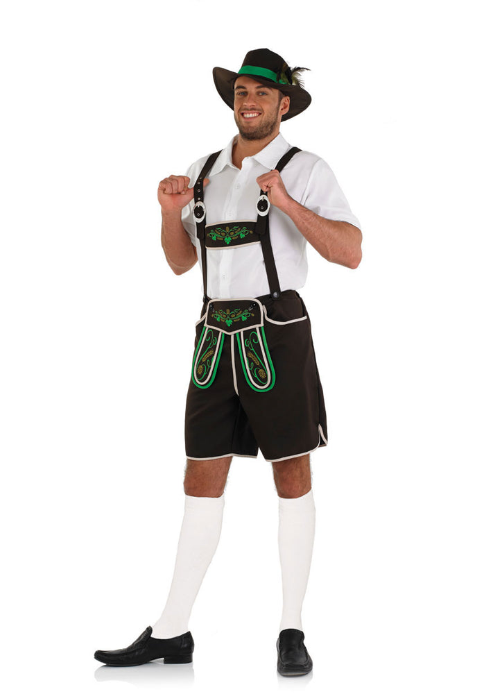 German Bavarian Man Costume