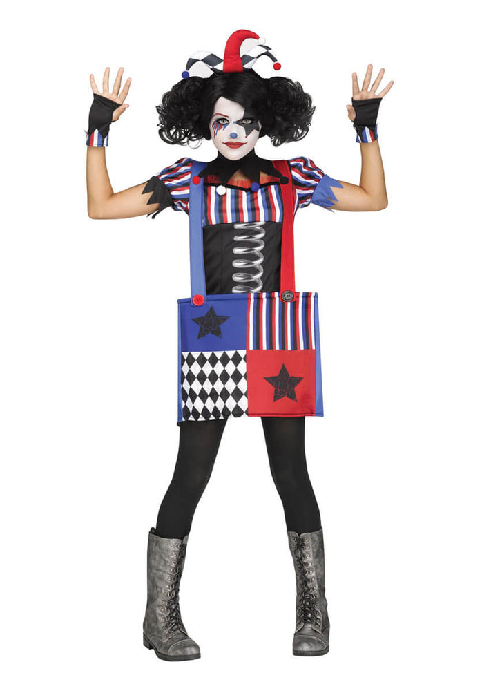 Jumping Jack Child Costume