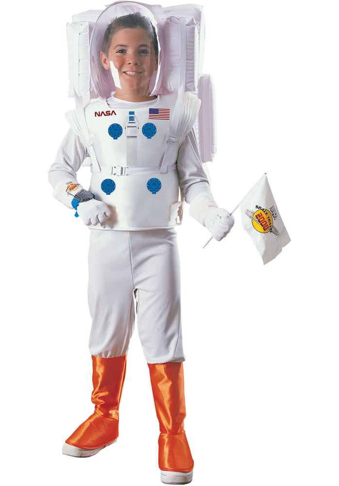 Astronaut Costume, Childrens Occupation Fancy Dress