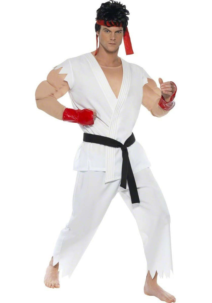 Ryu Street Fighter IV Costume