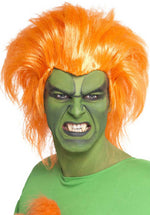 Blanka Street Fighter Wig