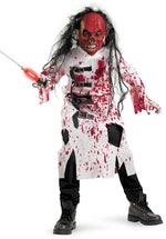 Doctor Demented Child Costume