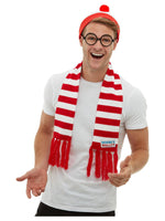 Smiffys Where's Wally? Kit - 41534