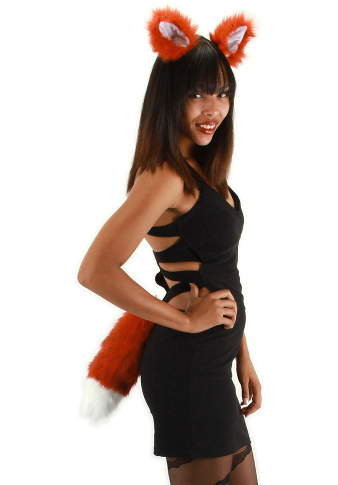 Fox Costume Kit, Ears and Tail