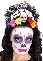 Calavera Crown Headdress
