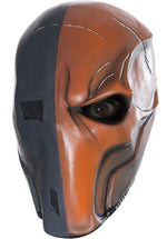 Deathstroke Vinyl Mask, Arkham Origins Fancy Dress