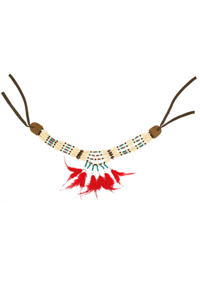 Indian Squaw Necklace