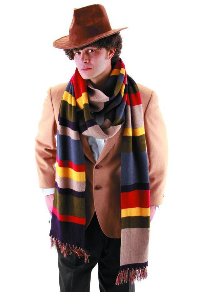 Doctor Who Scarf Deluxe 12 Feet Long