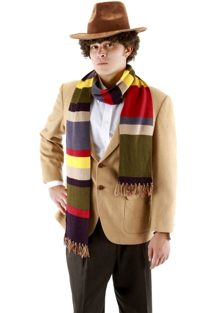 Doctor Who - Fourth Doctor Scarf, Officially Licensed