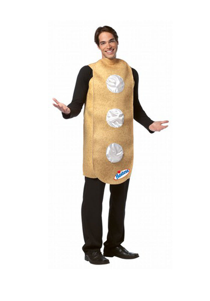 Hostess Twinkie Costume, Food Fancy Dress