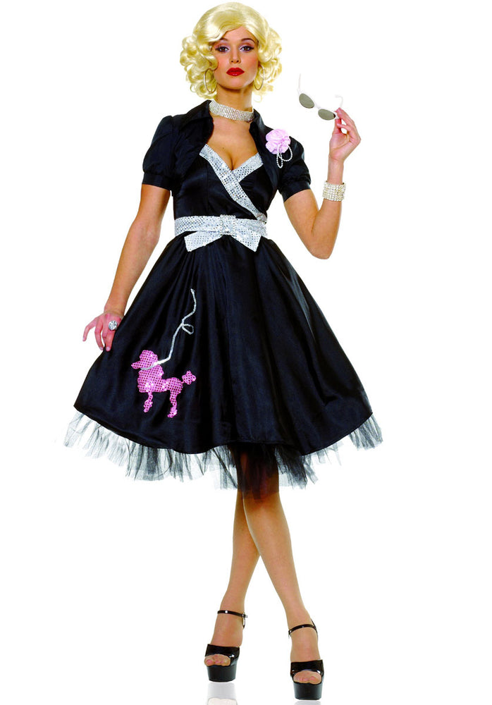 Hop Diva Costume, 1950's Fancy Dress
