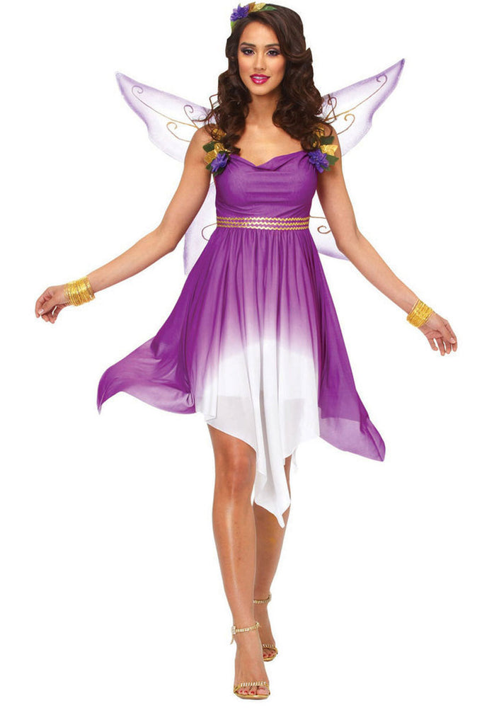Rainforest Fairy Costume