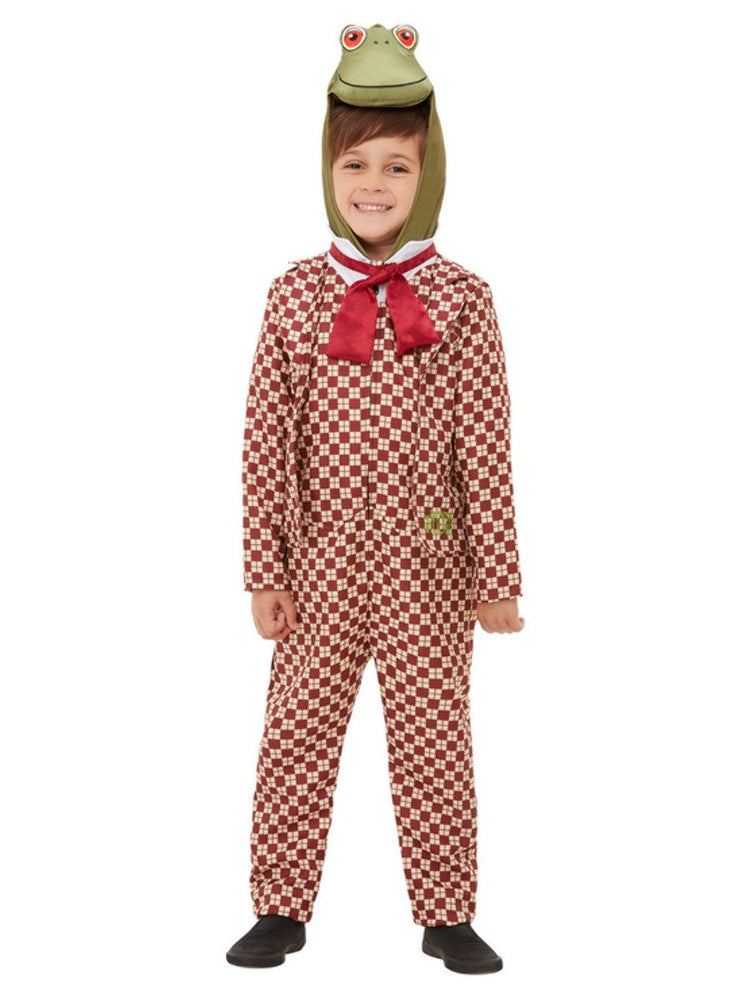 Smiffys Wind in the Willows Deluxe Toad Costume - 48781