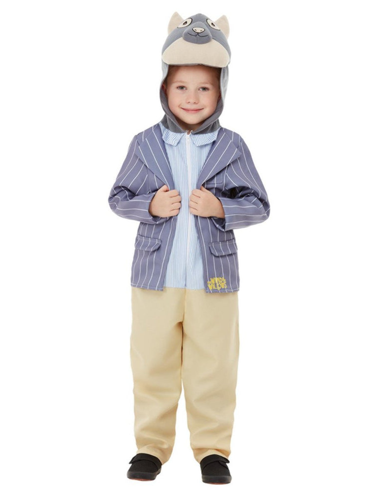 Smiffys Wind in the Willows Ratty Deluxe Costume - 48784
