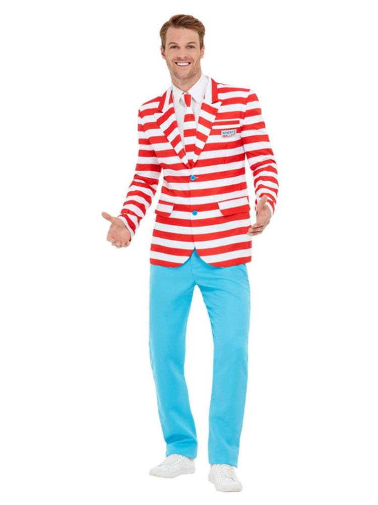 Where's Wally Suit