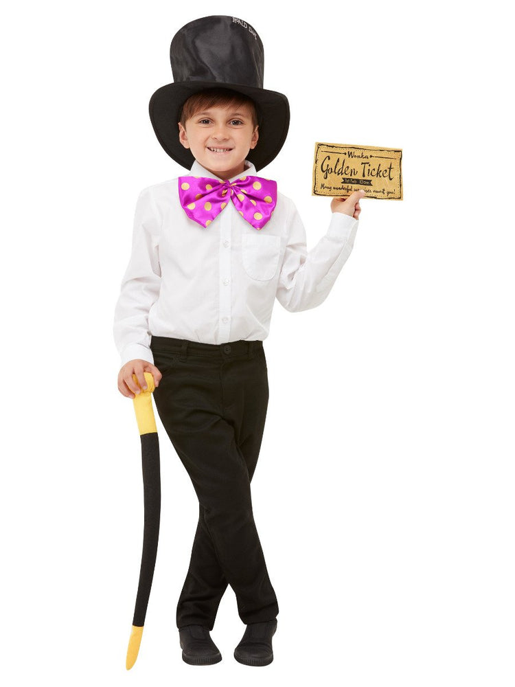 Roald Dahl Willy Wonka Kit50278