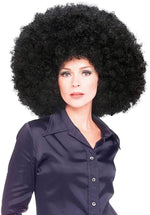 Super Afro Wig, 1970's Style Wig