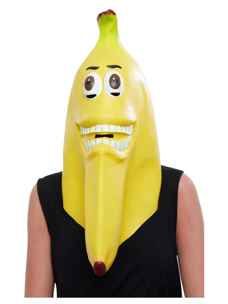 Smiffys Banana Latex Mask - 50735