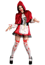 Little Dead Riding Hood Horror Costume
