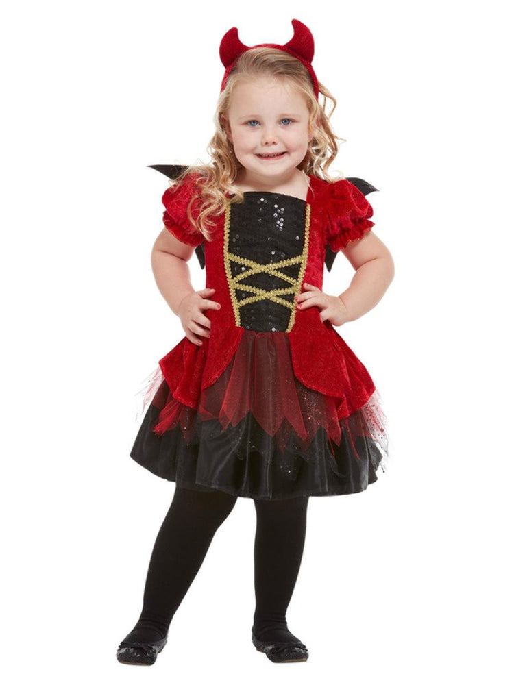 Devil Costume, Toddler