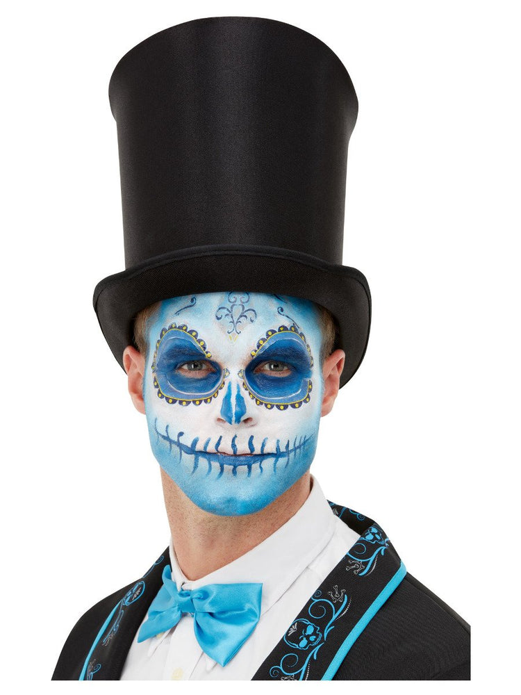 Smiffys Make-Up FX, Day Of The Dead  Kit, Aqua50803