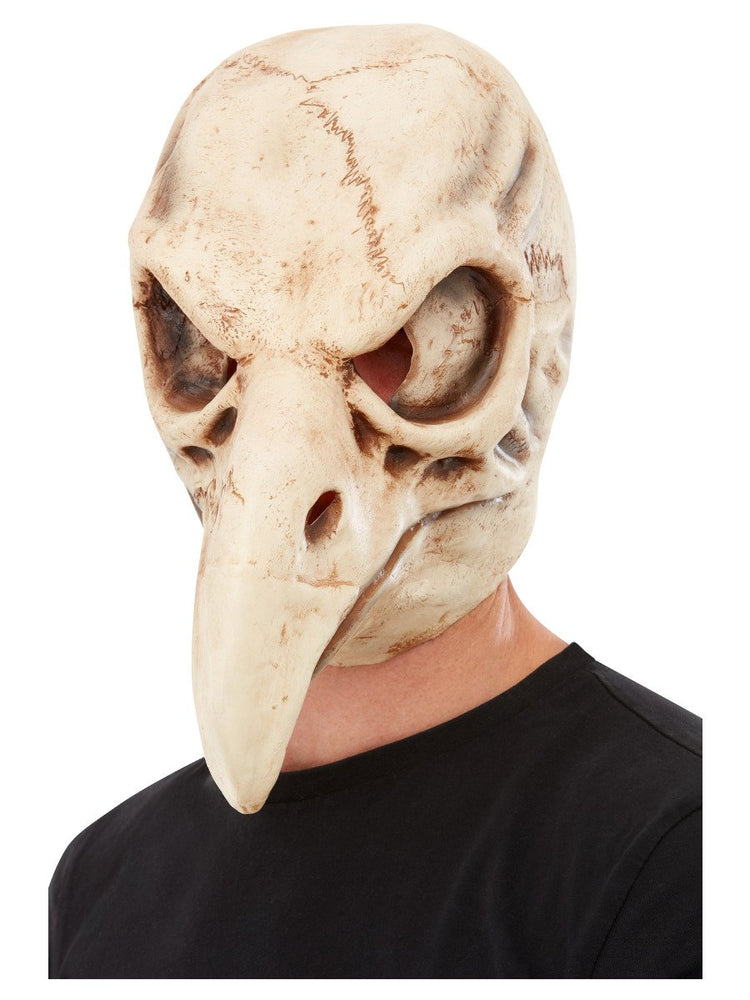 Smiffys Bird Skull Latex Mask - 50819