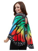 Smiffys Monarch Butterfly Fabric Wings - 50872
