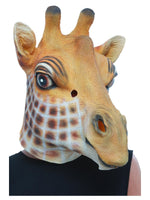 Giraffe Latex Mask50881