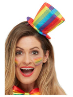 Rainbow Mini Top Hat
