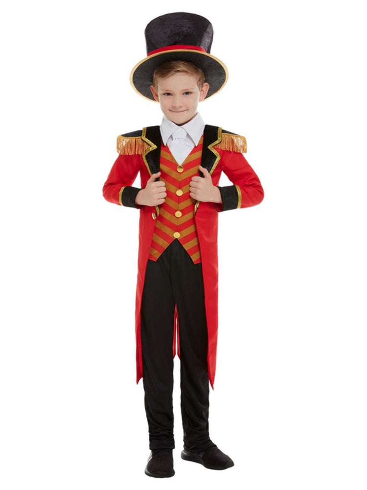 Ringmaster Deluxe Costume, The Greatest Showman, Child