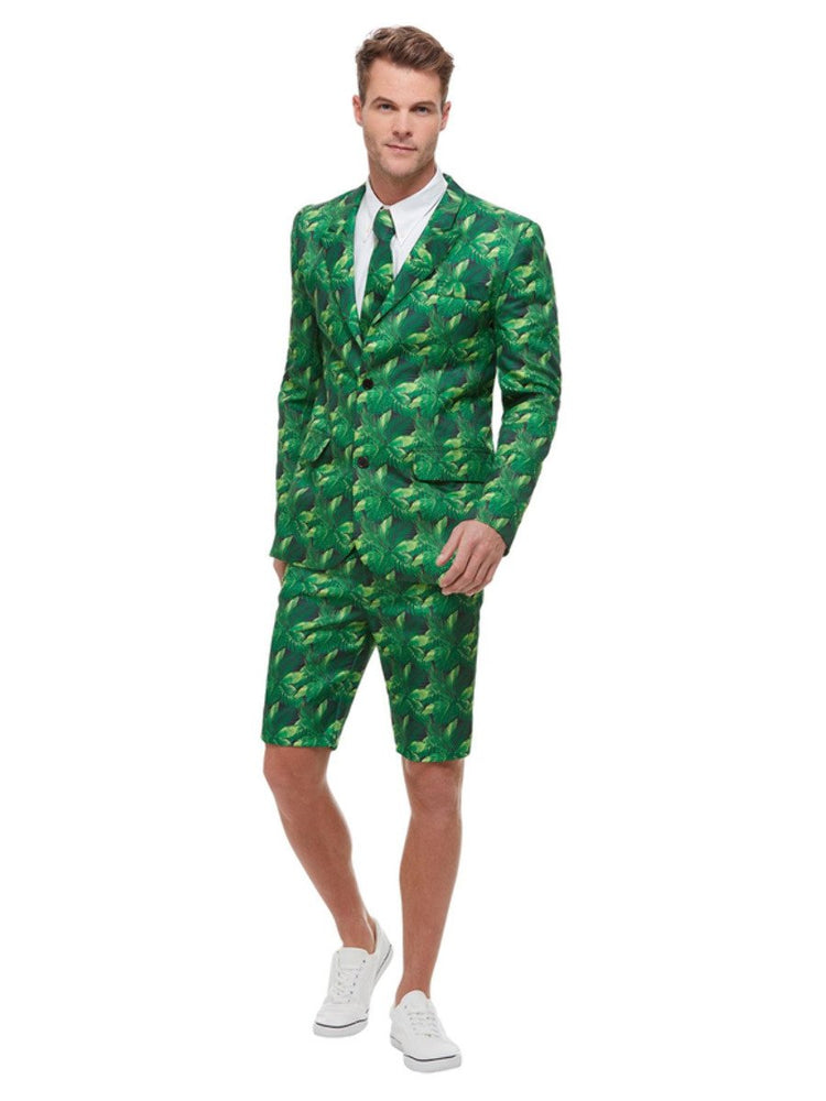 Tropical Palm Tree Suit