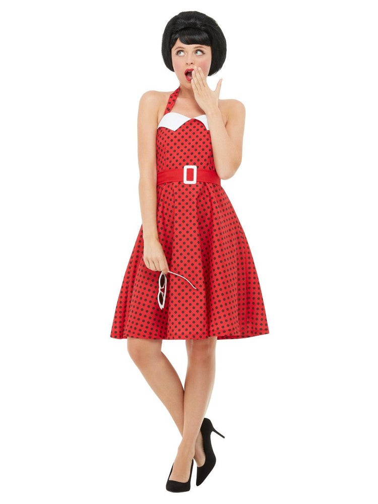 50s Rockability Pin Up Costume