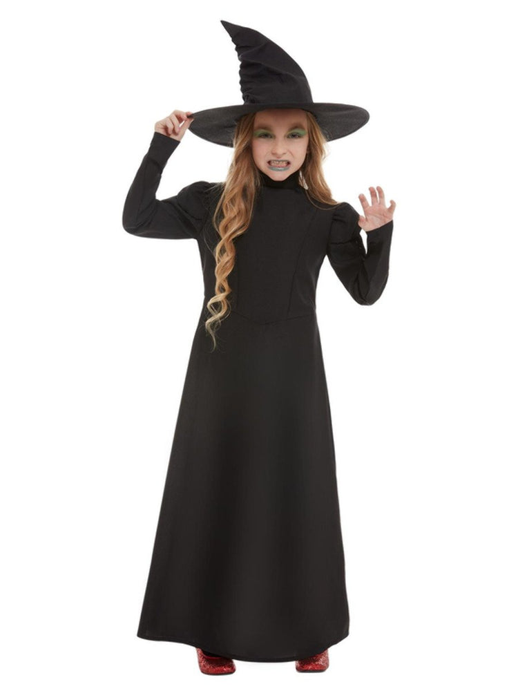 Wicked Witch Girl Costume