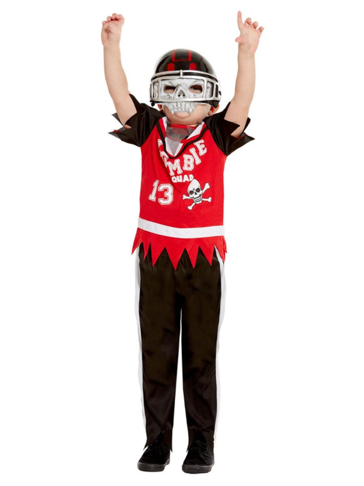 Zombie Football Player Costume - S