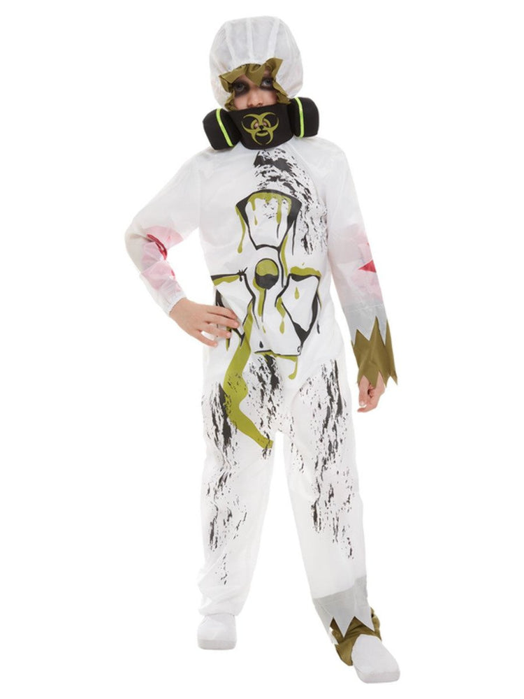 Biohazard Suit Costume - T