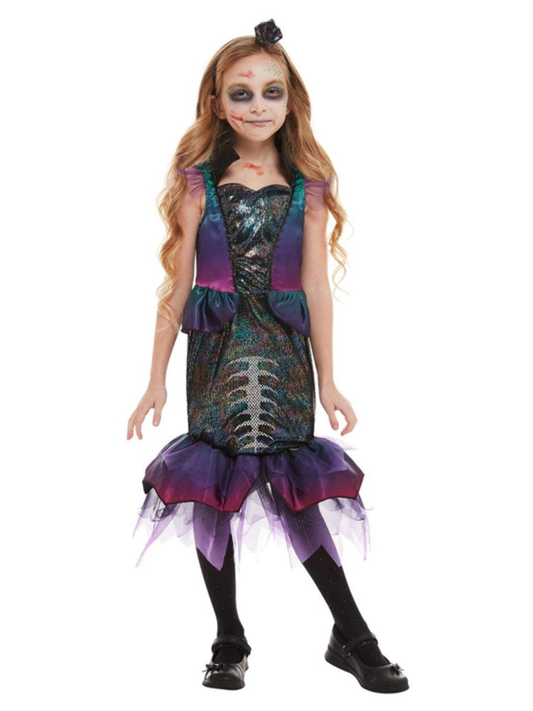 Smiffys Dark Mermaid Costume - 51077