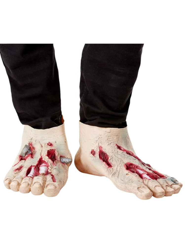 Zombie Latex Feet52038