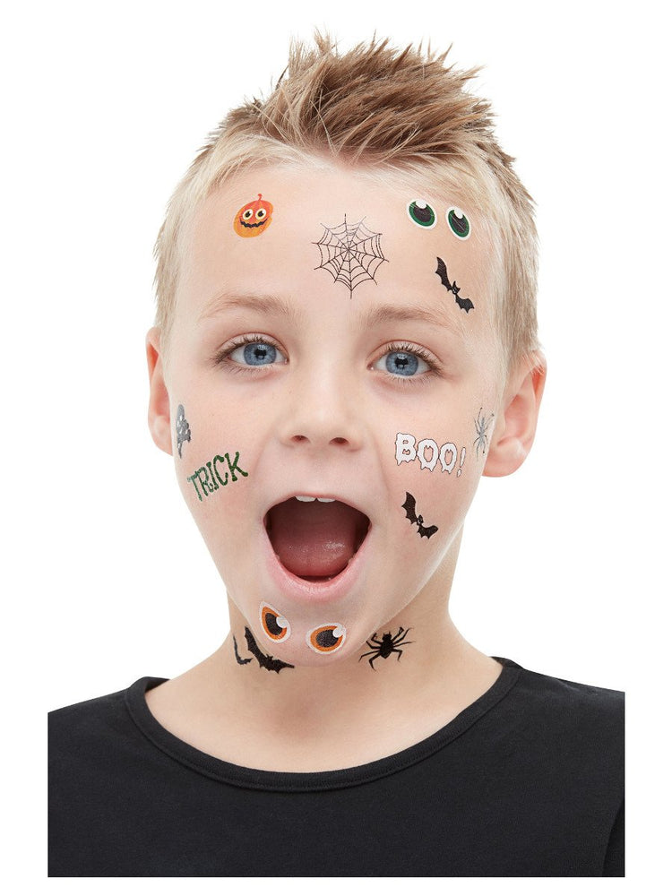 Trick or Treat Halloween Tattoos52061