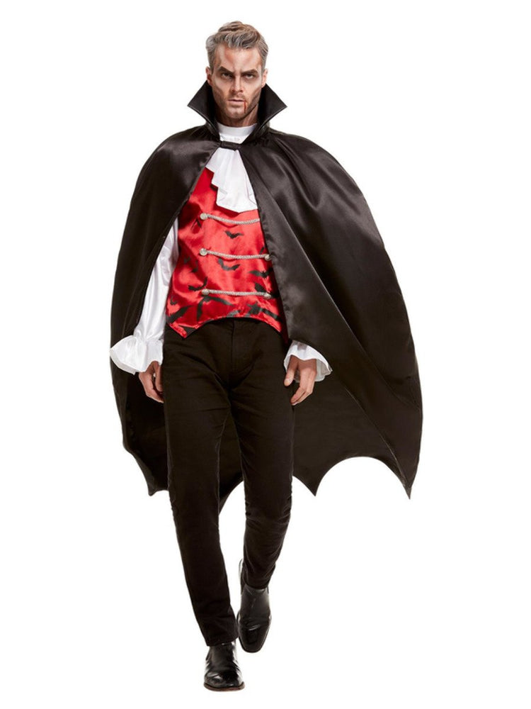 Smiffys Halloween Bat Cape - 52148
