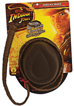 Hat And Whip Set - Indiana Jones™