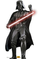 Star Wars Darth Vader New Talking Stand Up Cardboard Cutout.