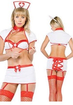 Bedside Babe Costume - Leg Avenue Fancy Dress