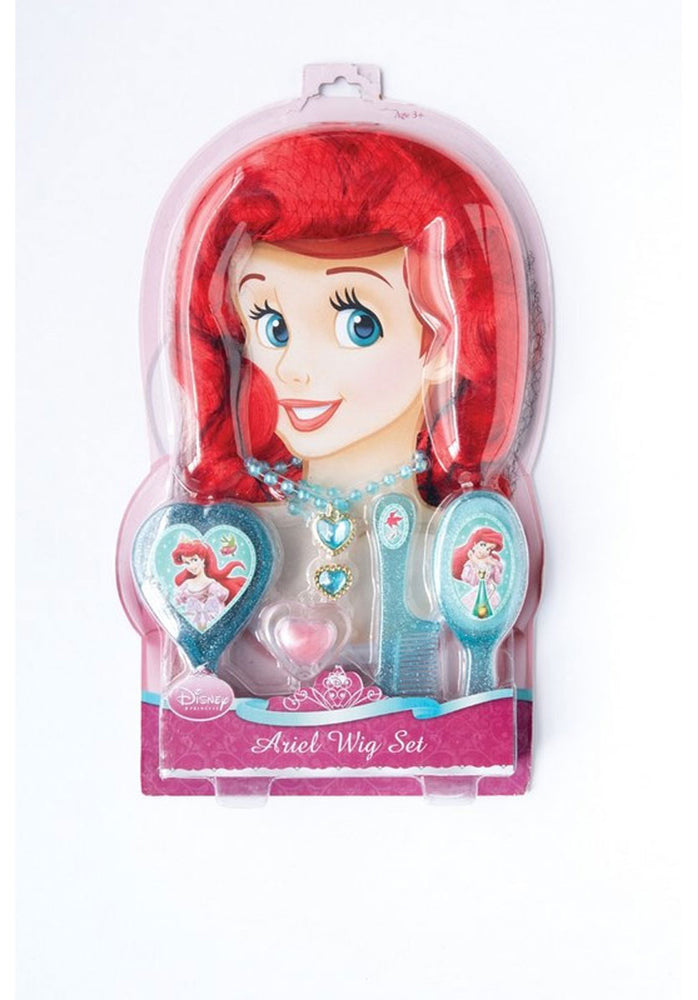Disney Ariel Wig Set - Child