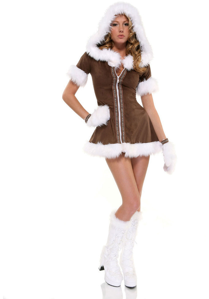 Eskimo Kisses Costume - Forplay