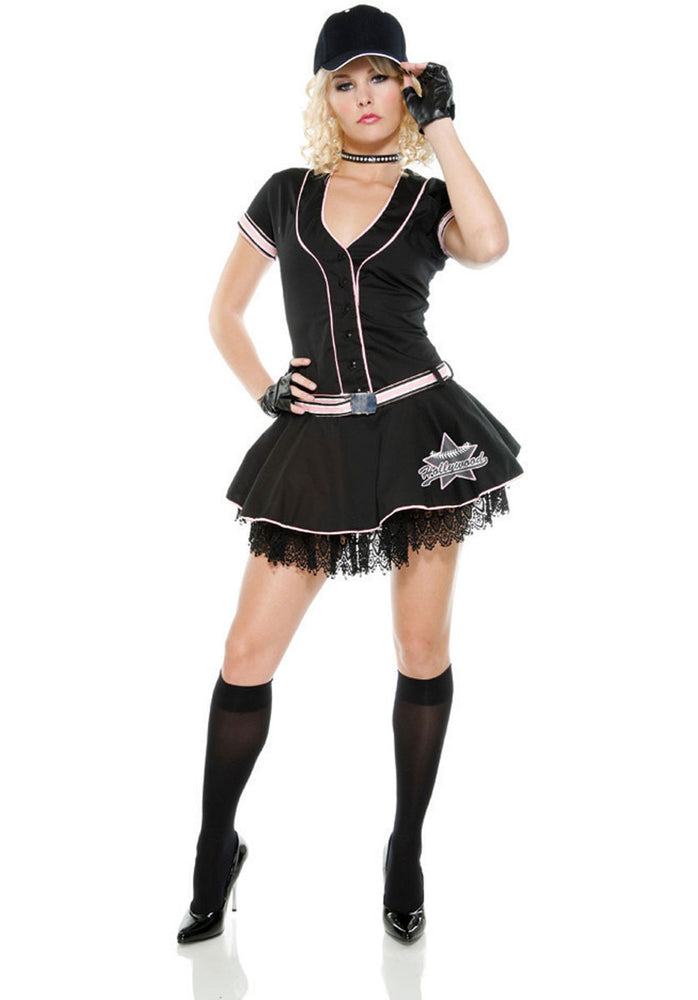 Fast Pitch Costume - Forplay