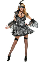 Masked Beauty Costume - Forplay